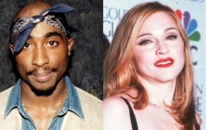 Tupac's Prison Love letter to Madonna Goes Up for Auction